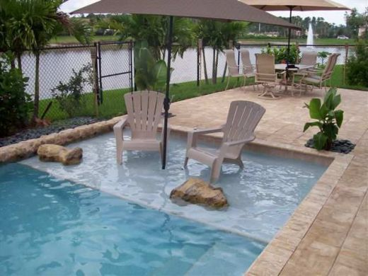 inground pool cost pool design ideas pictures